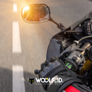 Why bikers choose WOOLF? A smart device for every style