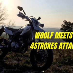WOOLF Intelligent Drive meets 4StrokesAttack