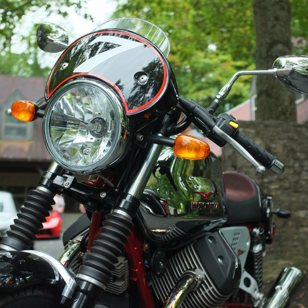 The history of the two wheels: the motorcycle chronicle